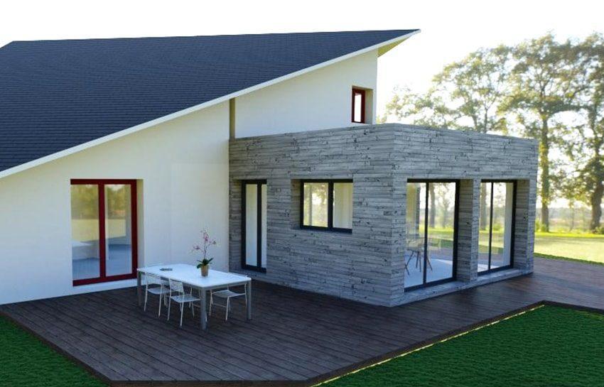 Extension et agrandissement de maison à Meaux